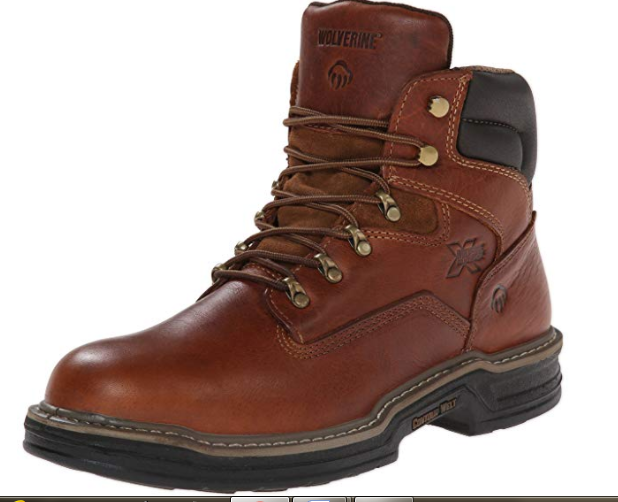 Wolverine Men's W02421 Raider Boot