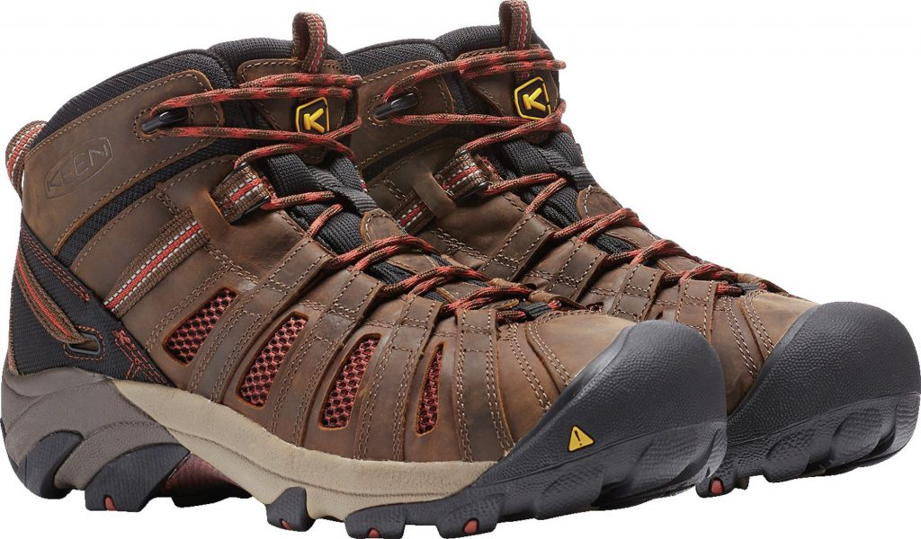 KEEN Utility Men's Flint Mid Work Boot Review