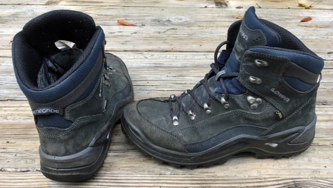 Lowa Renegade GTX Mid Hiking Boot Review