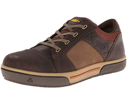 KEEN Utility Men's Destin Low Steel Toe Work Shoe