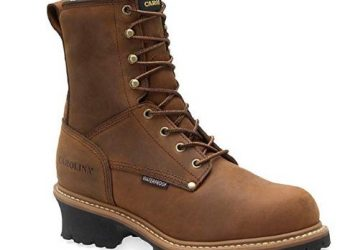 Carolina Boots Men Waterproof Insulated Steel Toe Boots CA5821 _ In