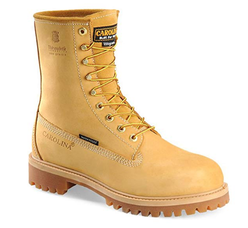 Carolina Men's Wheat Waterproof Insulated Workboot - Ca7145 _ Boots