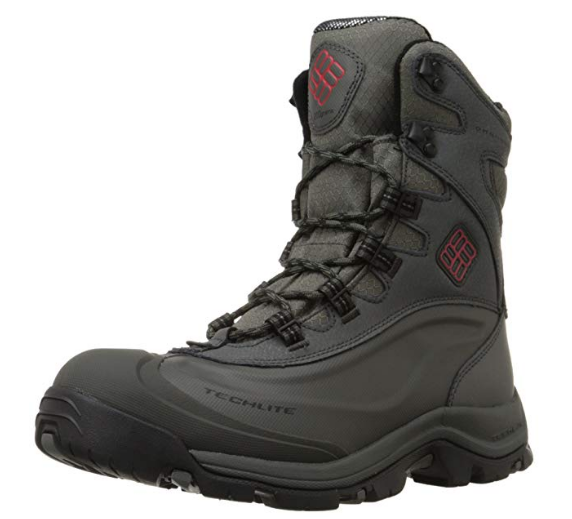 Columbia Men's Bugaboot Plus III Omni Cold-Weather Boot _ Snow Boot