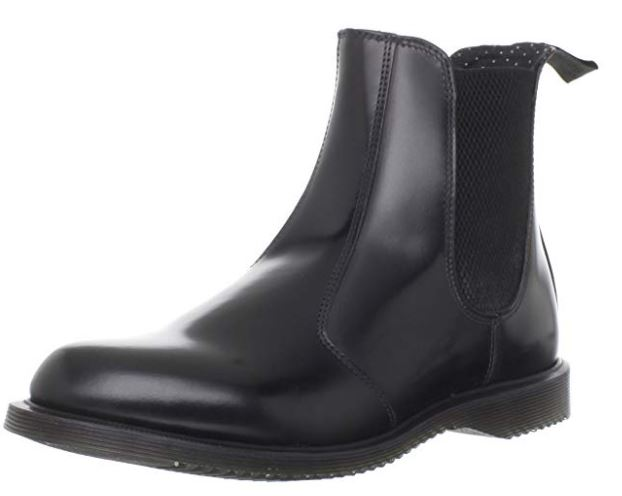 Dr. Martens Women's Flora Ankle Boot _ Ankle & Bootie