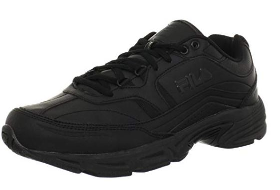 Fila Men's Memory Workshift Slip Resistant Work Shoe _ Fitness Cr