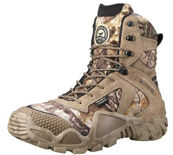 Irish Setter Men's 2870 Vaprtrek Waterproof 8_ Hunting Boot _ Hunti