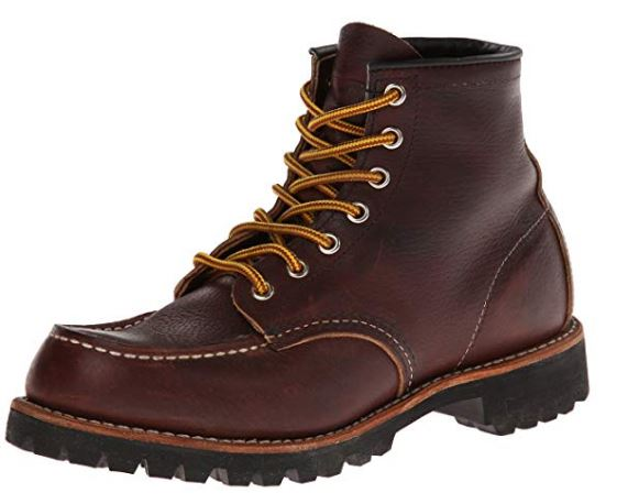 Red Wing Heritage Men's Roughneck Lace Up Boot _ Boots