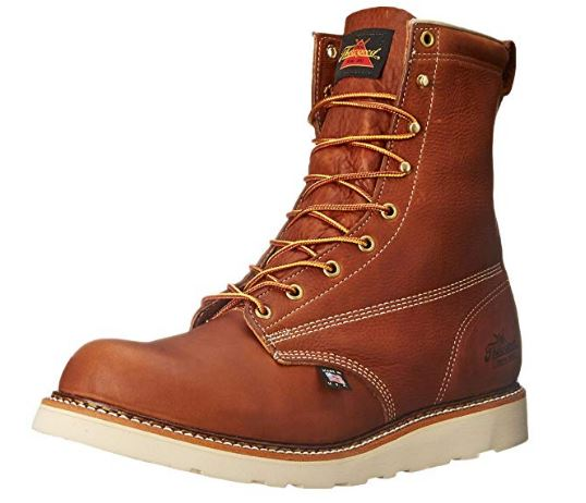 E:\Rahul Ji JHA\Content Which Needs to be posted ASAP\WorkBoot\Thorogood Men's American Heritage 8_ Round Toe, MAXWear Wedge Non-Sa.jpg