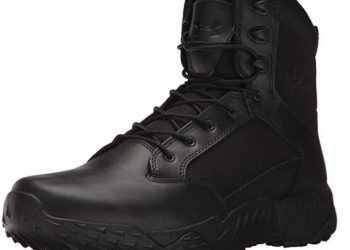 Best Under-Armour Tactical Boot With Zipper | Review