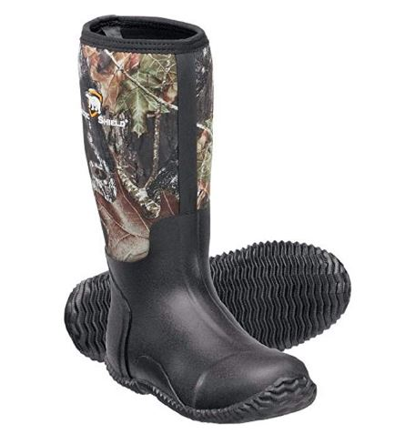Best Rubber Hunting Boot For Cold Weather.