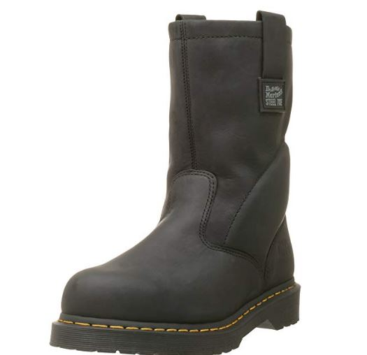 Dr. Martens Men's Icon Industrial Strength Steel Toe Boot _ Industr