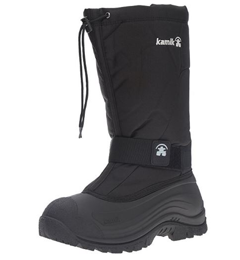 Kamik Men's Greenbay 4 Cold-Weather Boot _ Snow Boots
