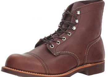 Red Wing Men's Iron Ranger 6_ Boot _ Boots