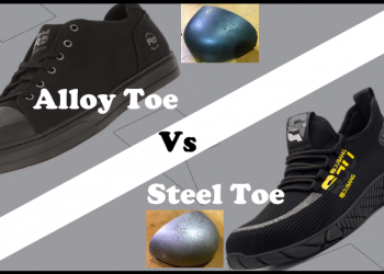 Alloy Toe Vs Steel Toe