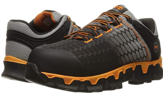 Timberland PRO Men's Powertrain Sport Alloy Toe SD+ Industrial and Construction Shoe
