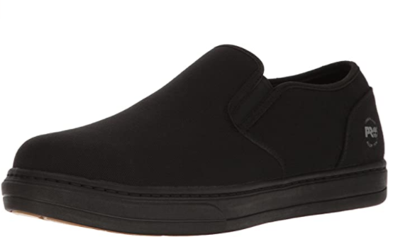 Timberland Pro Men's Disruptor Slip-on Alloy Safety Toe Eh Industrial and Construction Shoe