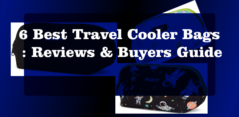 6 Best Travel Cooler Bags : Reviews & Buyers Guide