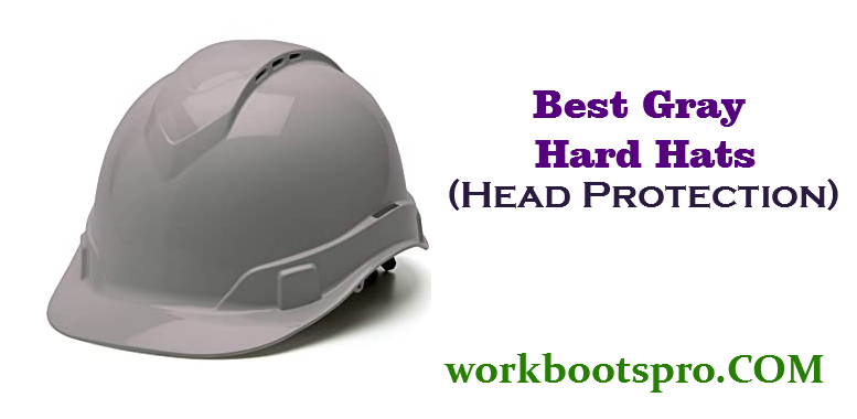 Best Gray Hard Hats (Head Protection)