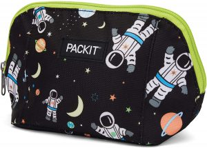 PackIt Freezable Snack Bag, Spaceman