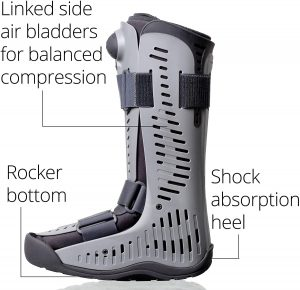 Rebound Small Low Top Air Walker Boot